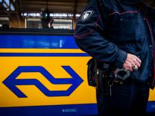 NS-beveiliger gebeten, 18-jarige vrouw uit Schiedam opgepakt