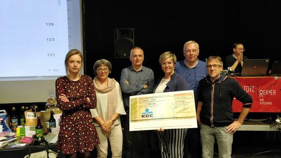 De Polenlaan won de vierde editie van De Wakkere Burger Quiz.