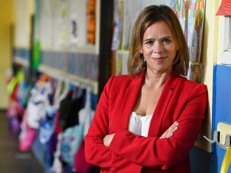 """Caroline Désir favorable à la grève scolaire pour le climat: """"Je comprends la mobilisation des jeunes"""""""