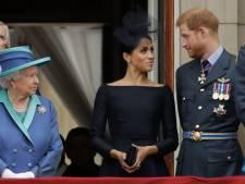 Un geste de réconciliation de la Reine envers Harry et Meghan?