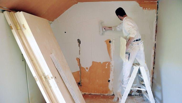 Renovatie is de meest gezonde subsector in de bouw.