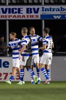 Durf Spakenburg wordt beloond, 'Blauwen' naar hoofdtoernooi KNVB Beker