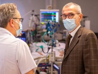 """LIVE. Experten reageren bezorgd: """"Situatie is nog steeds heel precair"""" - Minister Vandenbroucke: """"Situatie in ziekenhuizen moet beter, anders geen versoepelingen"""""""