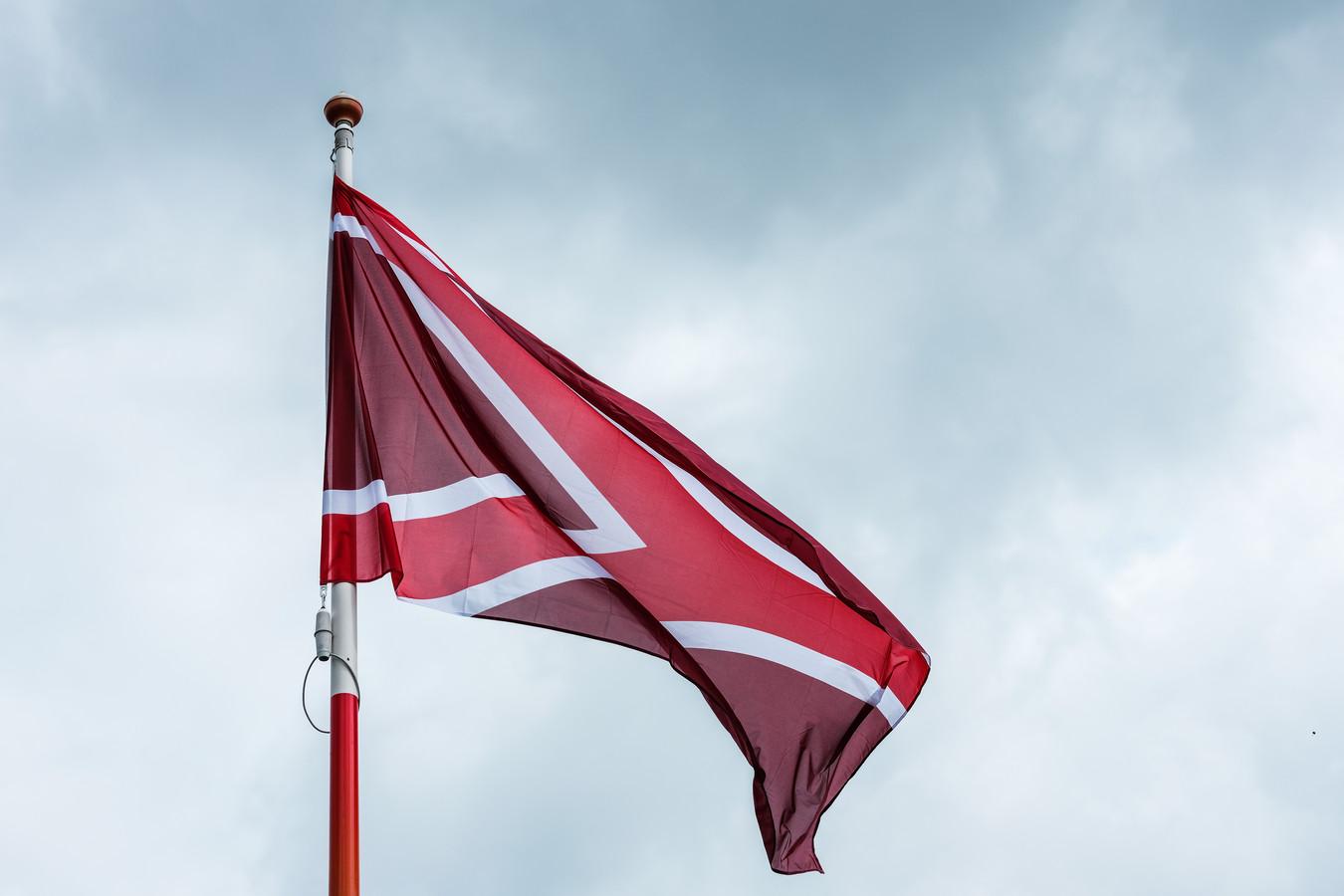 De Liemerse vlag.