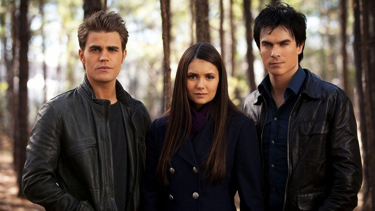 The Vampire Diaries Beeld The CW