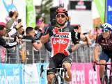 Bekijk hier de 5 momenten van de etappe: van de zweepslag van Merlier tot de sprint van Ewan