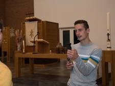 Kerkvlogger Jesse (23) uit Nijkerk hoeft geen miljoenen abonnees op YouTube