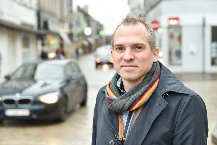 Matthias Diependaele  wordt de laatste drie jaar van de legislatuur burgemeester.