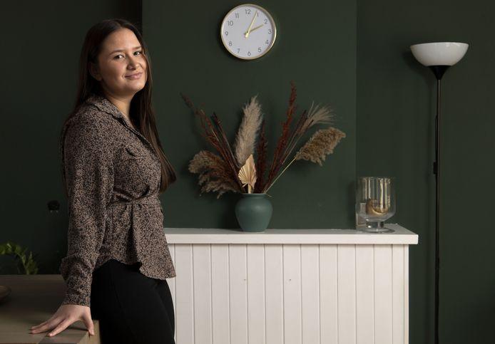 Lotte Hasselerharm, bestruurslid stichting De Drie Straatjes,