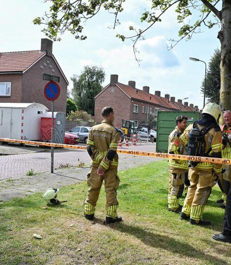 Gaslek in Oisterwijk: bewoners Fokkerstraat tijdelijk hun huis uit
