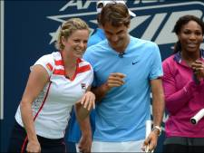 """Federer emballé par le comeback de Kim Clijsters: """"L'âge? Ça  n'a pas d'importance!"""""""