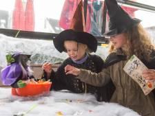Halloweenspeurtocht in Bladel: 'We pakken alles aan om buiten de deur te zijn'