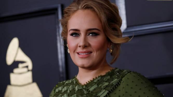 Comebacksingle Adele verpulvert records op Spotify