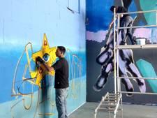 Derde Graffiti Jam zaterdag en zondag in Roosendaal met recordaantal deelnemers