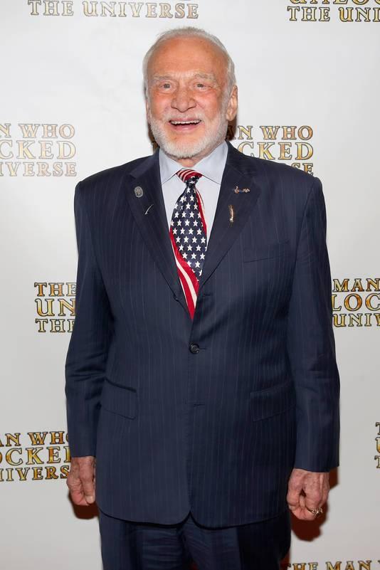 Ruimtelegende Buzz Aldrin (88).