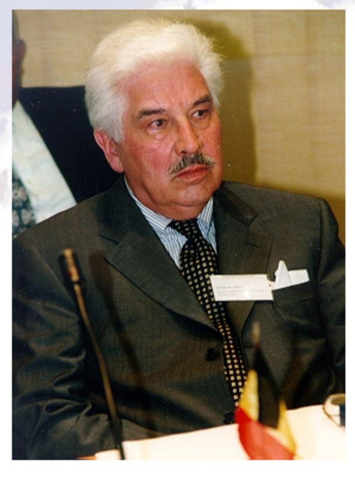 Louis De Grève werd 91 jaar.