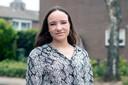 Sabine Hellegering (16) uit Lienden.
