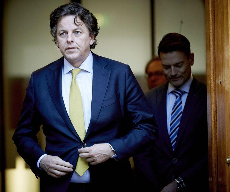 Minister Bert Koenders. Beeld anp