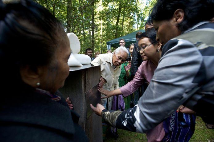 Al langer zijn er monumenten voor de Molukse gemeenschap in de gemeente Ommen.