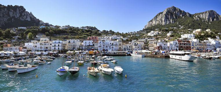 Capri. Beeld THINKSTOCK