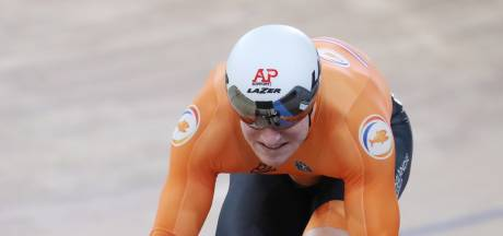 Jeffrey Hoogland in Tokio in actie op teamsprint en sprint, Kirsten Wild op koppelkoers en omnium