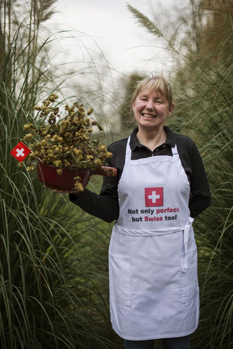 Chef Danielle Carrupt.