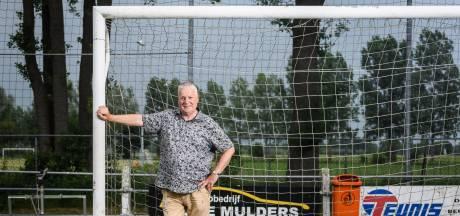Trainer Henk Mennegat en RKSV alsnog uit elkaar