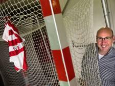 Sander Hüsken uit Geldrop zit bij ZVV Eindhoven op juiste plaats
