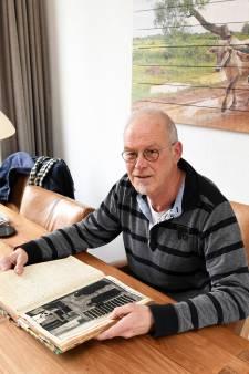 Indrukwekkend oorlogsdagboek: Karel werd gepakt door de Duitsers en bewaarde een haarlok van een 'moffengriet'