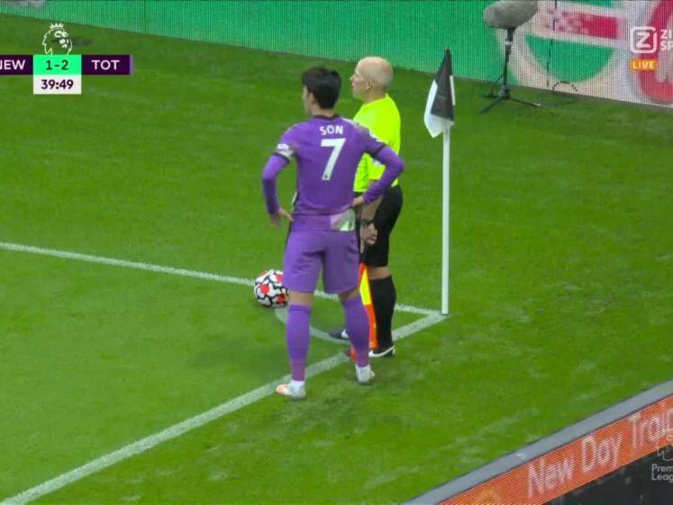 Newcastle - Spurs stilgelegd vanwege reanimatie op tribune