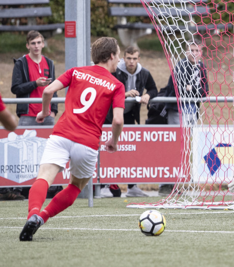 Spectaculaire slotfase bij derby Excelsior'31 - SVZW