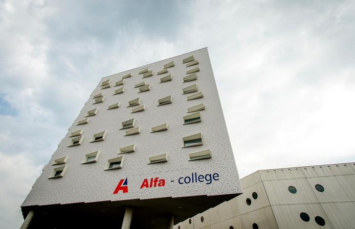 Een locatie van het Alfa College in Groningen
