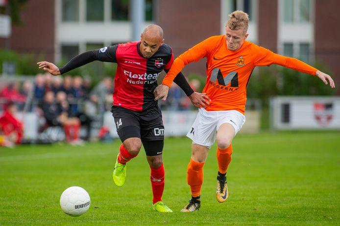 De Treffers uit Groesbeek is als 13e geëindigd in de Top 200.