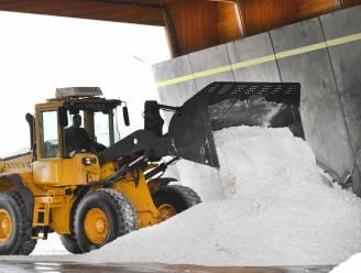 Ruim 34.000 ton strooizout op Vlaamse wegen, AWV sluit winterdienst af