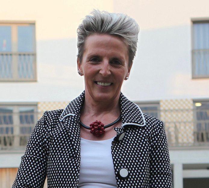 Karina Rombauts.