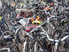 Speciale pop-up fietsstallingen tegen overlast in centrum Hengelo