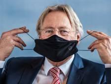Waarnemend burgemeester Den Oudsten holt van crisis naar crisis: 'Er was niet te veronderstellen dat er van alles zou gebeuren'