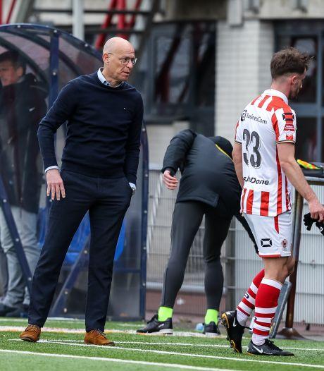 Defensief sterk TOP Oss trekt na wisselvallig paasweekend naar Amsterdam, nog altijd een kansje op periodetitel