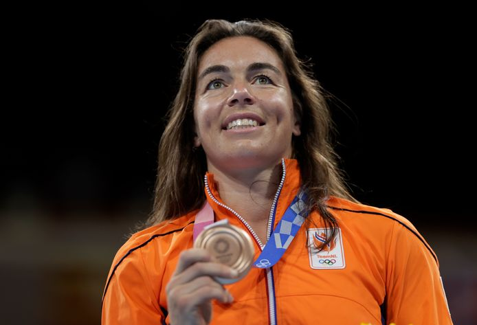 Brons: Nouchka Fontijn (boksen, middengewicht, vrouwen)