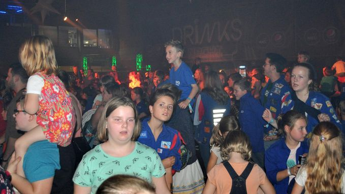 Eerste Kidsfest is schot in de roos