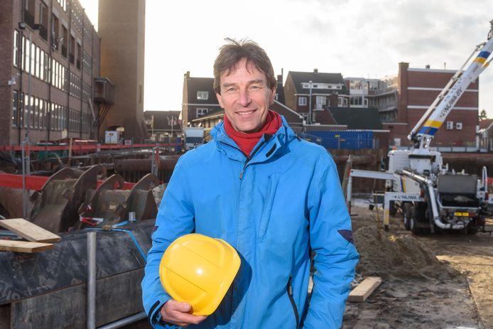 Projectleider Sander Schilstra is al bijna negen jaar leider van dit project.