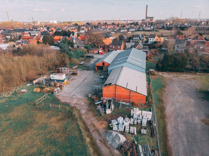De nieuwe post in Evergem