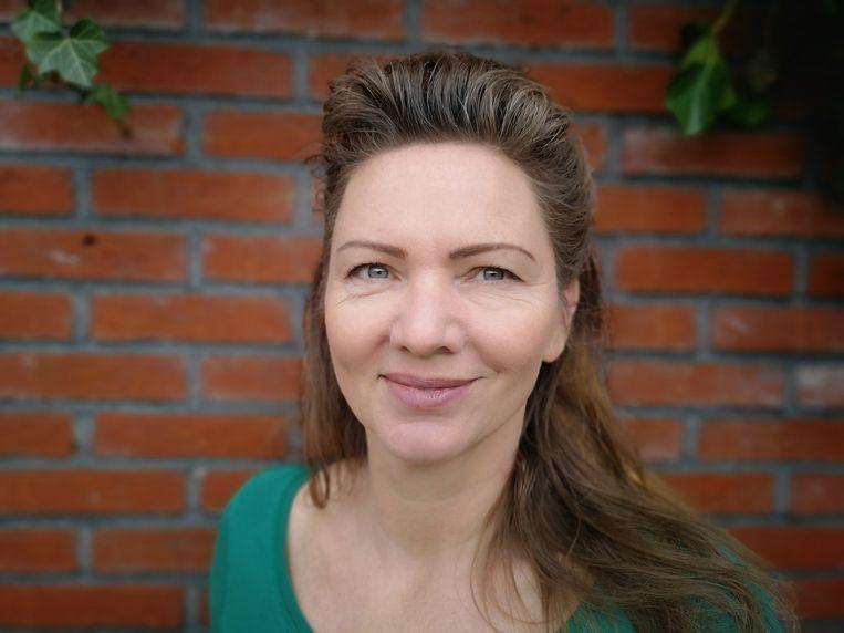 Irene Schipper Beeld Hugo Hoes