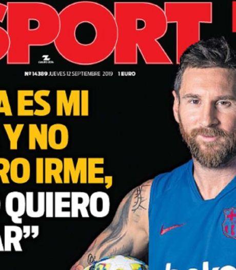 Lionel Messi livre sa vérité sur le feuilleton Neymar