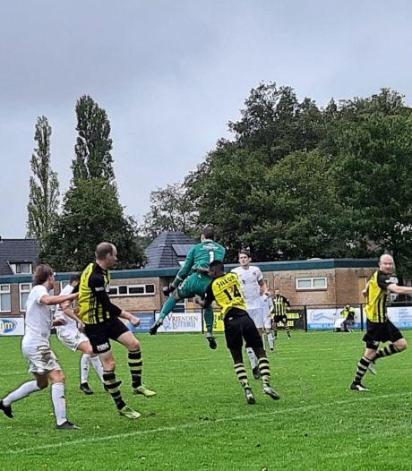 FC Trias en SDOUC vernederen vv Montferland en DVC'26; Grol presteert 'onmogelijke' (van 4-1 naar 4-5) en 'Zlatangoal' in Wolfersveen