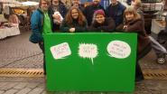 Verdwenen vuilnisbak van Groen blijkt weggenomen wegens niet vergund
