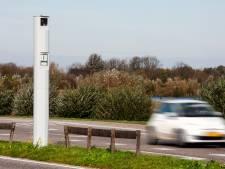 Met 155 over de Randweg-Oost in Budel: politie betrapt heel wat snelheidsduivels