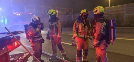 Gezin van 6 naar ziekenhuis: te veel rook ingeademd na keukenbrandje