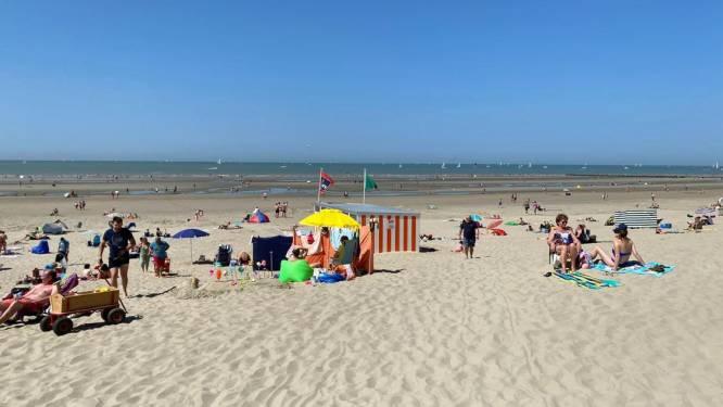 """""""Hotels zo goed als volzet en 250.000 dagjestoeristen"""": kust heeft seizoen goed ingezet ondanks minder treinen vanuit Eupen en Luik"""