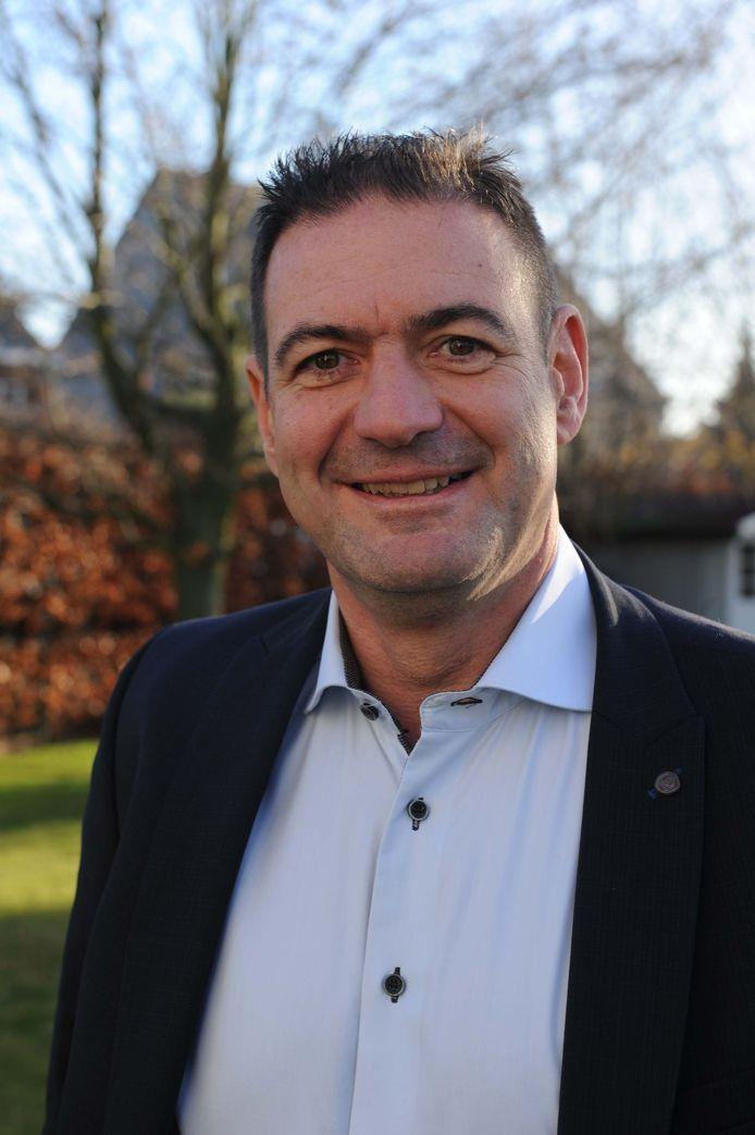 Marc Grootjans, waarnemend burgemeester Machelen.